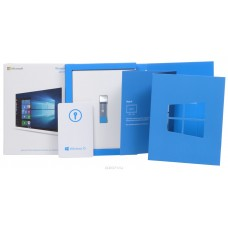 Microsoft Windows 10 Home (32/64-bit)